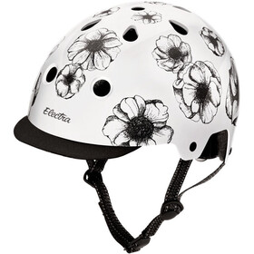 Electra Helmet flowers